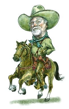 Cowboy (flap) Adkins